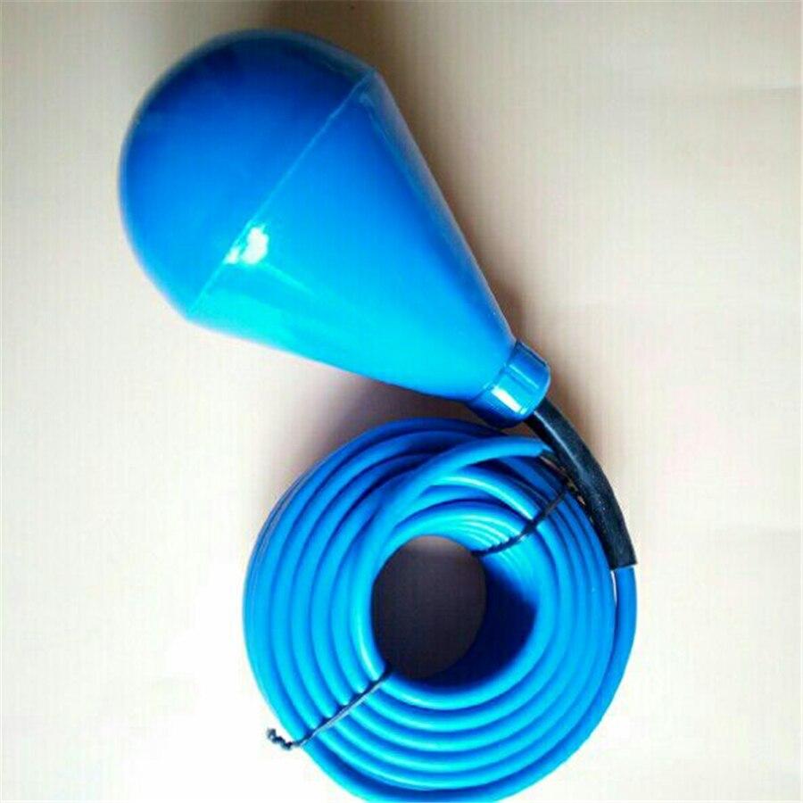 5m  PVC float level switch  Cable Float Switch Liquid Fluid Water Pump Level NO/NC Controller Sensor  M15-5<br><br>Aliexpress