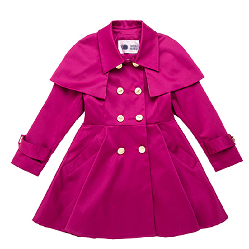 Girl windbreaker spring and autumn 2017 new Korean fashion leisure thin Girl trench coat<br>