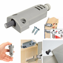 New Cabinet Cupboard Door Damper Buffer Soft Quiet Closer Close Stop Set DIY Kitchen Door Tools