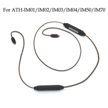 New PIZEN BT APTX Wireless Bluetooth 4.1 Cable MMCX/IE80/IM Interface Support Apt-X Use For IE80 IM50/70 SE846 LZ for(China)