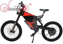 Exclusive Customized FC-1 Powerful Bomber Electric Bicycle /eBike Mountain 72V 3000W Motor