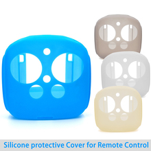 Remote controller Protective Clothes Resistance Soiling Silicone protective Cover for DJI Phantom 3/4/PRO Inspire 1 Inspire 2(China)