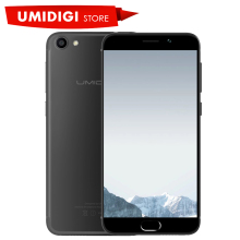 "Original Umidigi G MTK6737 Quad-core 1.3GHz Android Smartphone 2GB RAM 16GB ROM Front Touch ID 5.0"" Premium Light Mobile Phone(China)"