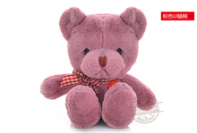 Teddy Bear 25CM TO 50CM Lovely Cartoon Boy Girl Gift Colorful Gift Free Shipping CY-Ted(China)