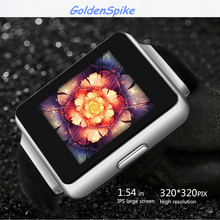 K8 smartwatch Android 5.1 Bluetooth Smart Watch MTK6580 512MB+8GB Support WIFI 3G GPS Google Play Smartwatch for Android Phone