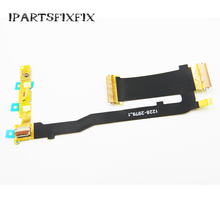 In Stock!!Flex Ribbon Cable for Sony Ericsson J20 , Test ok,Free Shipping +Tracking(China)