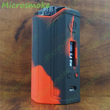 1pcs Think Vape Finder 250W TC Box Mod silicone case finder dna250w Evolve DNA 250 skin cover rubber sleeve sticker mod decal