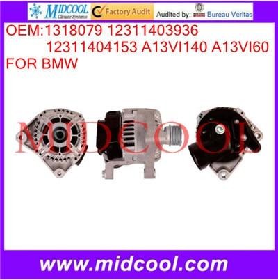 High Quanity Car Alternator OEM:1318079 12311403936 12311404153 A13VI140 A13VI60<br><br>Aliexpress