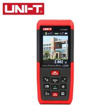 UNI-T UT396B Professional Laser Distance Meters Lofting Test Levelling Instrument Area/Volume Data Storage Max 120m 2MP Camera(China)