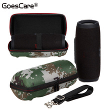 Portable Camouflage Pouch Carry Cover Bag Travel Case Sleeve Protective Box For JBL Charge 3 III Waterproof Bluetooth Speaker