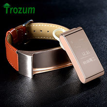 TROZUM Smart Bracelet Talkband M8 & Wireless Bluetooth Headphone Headset Pedometer Wristband Watch for Android iOS