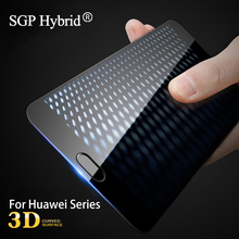 3D Full Cover Screen Protector Tempered Glass For Huawei P10 P9 Nova Plus Ascend P10 Lite Mate 9 Honor 8 6X Cell Phone Film Case(China)