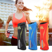 AONIJIE Outdoor 500ML Running Handheld Water Bottle 5.5 inch Phone Hydration Pack