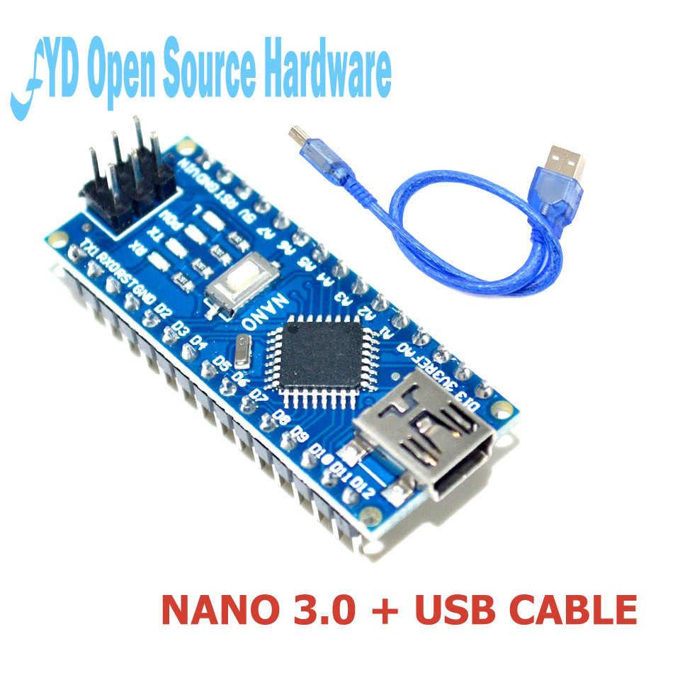 Arduino nano v3 bootloader download