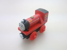 wooden Thomas and friend train Chinldren child kids plastic toys MIKE train