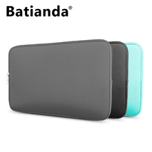 Batianda Waterproof Sleeve Bag Cover For Macbook Air Pro 11.6 12 13.3 15.4 Inch Protective Laptop Bag Case(China)