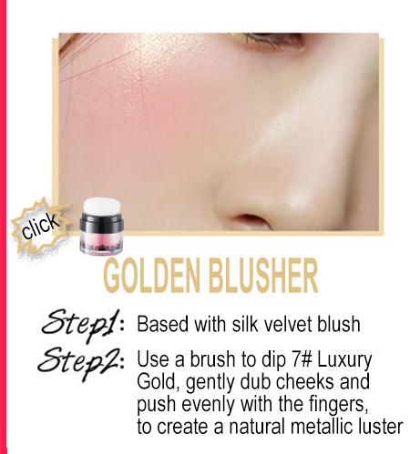 18 golden blusher