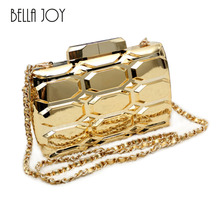 New arrival gold resin acrylic bag three-dimensional plaid women's evening one shoulder bag small messenger bag