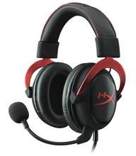 2015 Kingston HyperX Cloud II Hi-Fi Gaming Headset for PC PS4 Xbox 7.1 Virtual Surround Sound with Noise Cancelling microphone