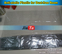 Jiutu LCD Refurbishment Machine Clean Room Dust Proof Plastic PVC Wall for for Dust Free Room Anti Static Working House