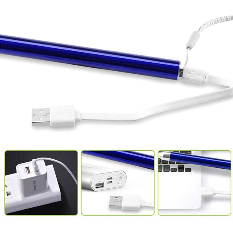 Flashlight Earpick Spoon Ear Wax Cleaner Earpick Earwax Remover Luminous Ear Curette Light Spoon Cleaning Ear Care Tool