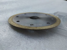 RZZ Diamond Cutting Disc for Glass Diamond Saw Blade 105mm Free Ship(China)