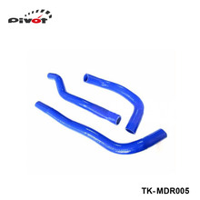 TANSKY-turbo intercooler radiator pipping silicone hose Kit For Mazda M6 02-07 (3pcs) TK-MDR005