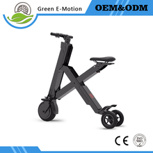 2016 HOT X-bird 30KM Foldable Electric Scooter Portable Mobility Scooter electric folding bicycle lithium battery Bike
