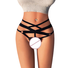 Buy 2018 Sexy Bandage G String Thongs Women Panties Underwear Briefs Lace Transparent G-string Ropa Bragas Tangas Calcinhas Knickers