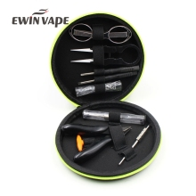 Buy Mini Portable Electronic Cigarette Tool Bag Multi-functional Coil Smart Vape Pocket Amphisbaena Tool kit wire coil DIY for $15.39 in AliExpress store
