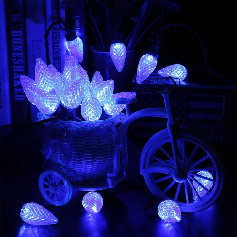 25 LED 16ft Fairy Decorative String Lights (16)