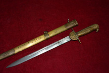 Collectable WWII German Samurai Katana/ DAO/sword,#06,with mark, best collection&adornment