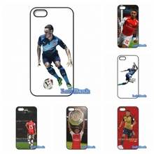 For Apple iPhone 4 4S 5 5S 5C SE 6 6S 7 Plus 4.7 5.5 iPod Touch 4 5 6 Alex Oxlade Chamberlain Arsenal FC Football Case Cover