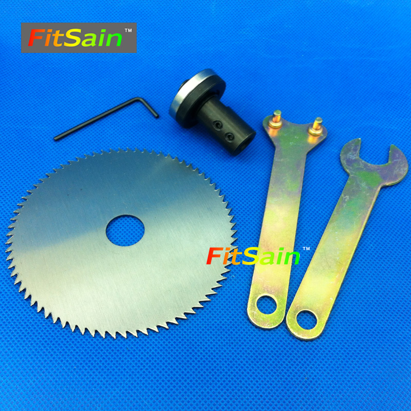 FitSain--Used for motor shaft 5mm/6mm/8mm/10mm/12mm for Electric 4  saw blade 100mm wood cutter cutting disc Adapter coupling<br><br>Aliexpress