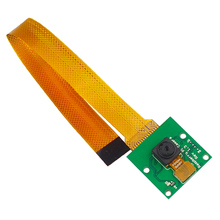 VONETS 16cm Mini Webcam Extension Camera Board Module Cable with 5MP Wide Angle for Raspberry Pi A B B+ Pi 2 3 ZERO 1.3 W(China)