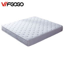 WFGOGO Thickness 23 cm Spring Mattress Twin High Density Vacuum compression Foam+Latex Soft Bed Bedding(China)