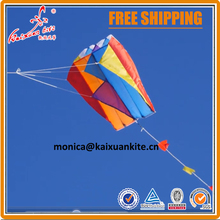 Pocket kite Small Parafoil kite from Weifang kaixuan kite factory(China)