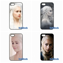 Cover For Blackberry Z10 Q10 HTC Desire 816 820 One X S M7 M8 Mini M9 A9 Plus Daenerys Targaryen Game of Throne Hard Phone Case