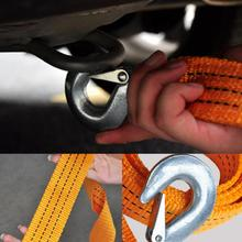 Trailer rope/Car Necessary/3 Meal Weight/Night Fluorescence/Tough and Durable