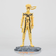 Action Figure Anime Toys Uzumaki Naruto Golden Body Hokage Naruto Garage Kits Brinquedos