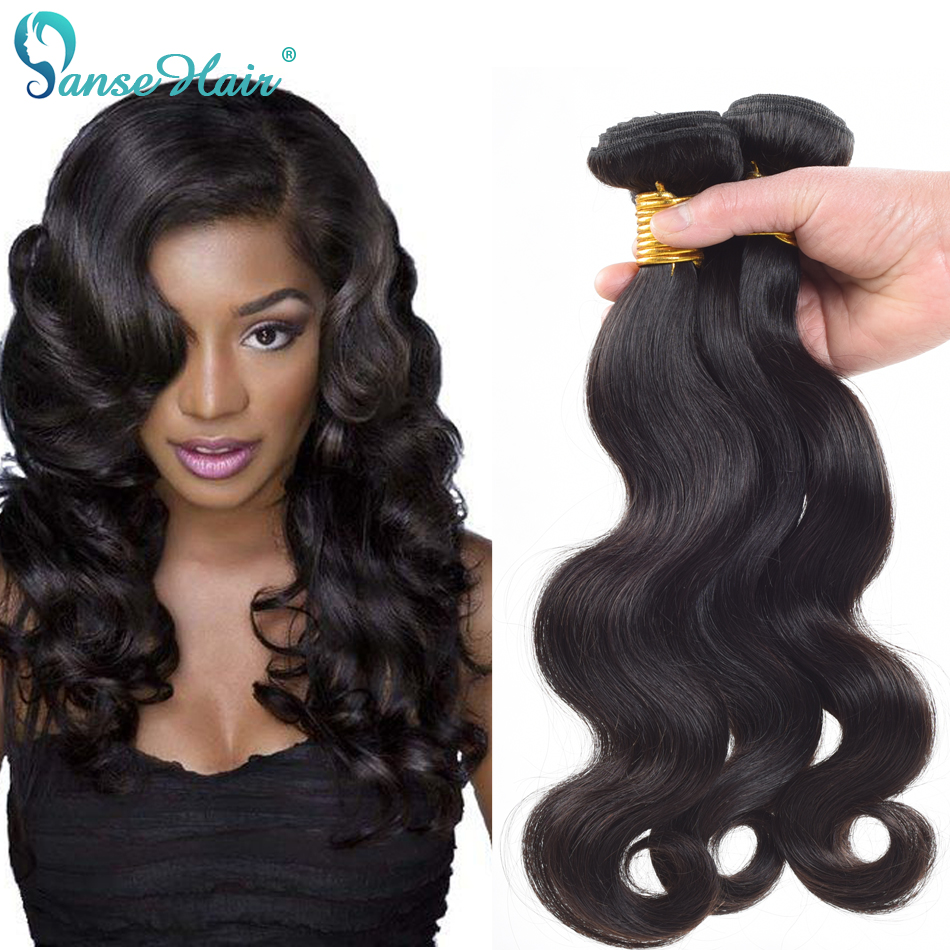 Top Quality 7A Unprocessed Virgin Brazilian Body Wave 4 Bundles Brazilian Hair Weaves Extensions 8-30inch Panse Hair Products <br><br>Aliexpress