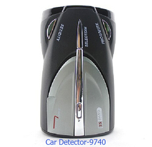Cobra XRS9740 Car Radar Detector Russian& English voice 360 Degree 16 Brand X K NK Ku Ka Laser Strelka Anti Radar Detector