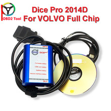 For Volvo Cars Professional Diagnosis Vida Dice 2014D Power Interface For VOLVO VIda Dice Full Chip Firmware Update VIDA IN ONE(China)