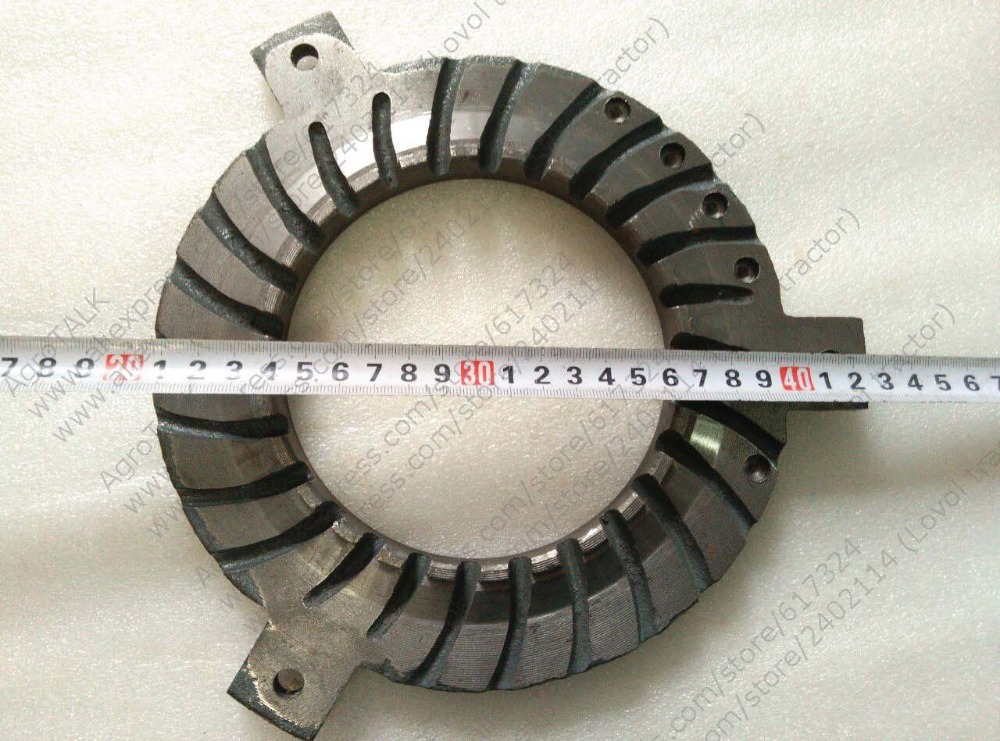 Foton Lovol FT250 FT254 the clutch plate, part number: FT250.21B.112<br>