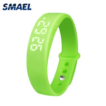 Fashion Sport Smart Watch High Quality With Handiness Intelligent Clock Men Women Uhr Young Colorful Style USB Transmit SL-W5