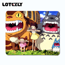 New Totoro Picture Anti-Slip Laptop PC Mice Pad Mat Mousepad Games Rubber Mouse Pad For Optical Laser Mouse 18X22CMAnd25X30CM ..