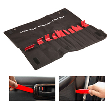 Buy Auto Interior 11pcs/set Car Plastic Trim Removal Tool Audio Door Panel Open Molding Set Kit Pouch Pry Tool Hand Tool Set for $9.04 in AliExpress store