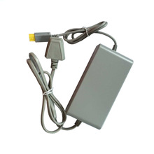 UK Type AC Wall Adapter Power Supply Replacement for Wii U Console Game