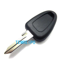 20pcs/lot High Quality 1 Button Transponder Key Shell Case For Fiat Iveco Ducato Fob Key Blank(China)