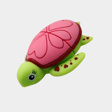 Lovely USB Flash Drive 8GB cartoon Tortoise Turtle memory stick 32GB pen drive 4GB 64GB pendrive16GB Sea turtle USB 2.0 disk